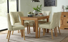 Unbranded Oak Traditional Table & Chair Sets