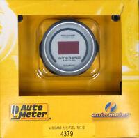 Auto Meter 4379 Ultra Lite Digital Wideband Air Fuel Ratio Gauge Kit o2 AFR