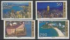 China postfris 1995 MNH 2669-2672 - Aangezichten van Hongkong