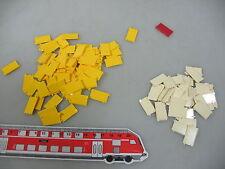 AB660-0,5# environ 105 Wiking 1:87/H0 Portes jaune/beige/rouge pour les camions/