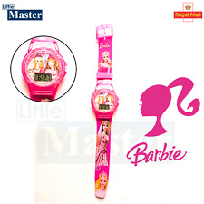 Barbie Digital rubber Band Wrist Watch High Quality Best Gift for her UK seller