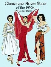 Glamorous Movie Stars of the 1950s Paper Dolls Dover Celebrity Paper Dolls