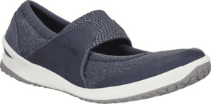 ECCO Biom Life Mary Jane Wome's Sneakers, Marine Blue, Size U.S. 7 - 7.5