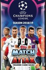 UEFA Champions League 18/19 2018/2019 set 18 cards of team FC Barcelona