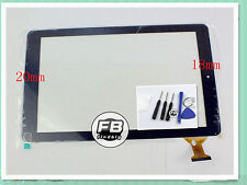 New Touch Screen Digitizer panel glass For RCA VIKING PRO 10 RCT6303W87 DK DKF