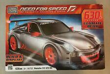 Mega Bloks Need For Speed Porsche 911 GT3 RS Set 95722 Brand New