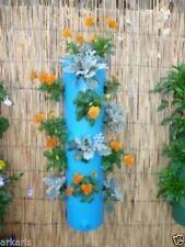 Vertical Gardening Strawberry Planter/Garden/Tomato Planters/Polanter 1 Blue