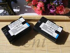 2X Battery For Canon LP-E6 LPE6 EOS 60D 7D 5D Mark II MK 2 Camera