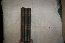 New listing 3 Antique (1906-1907) Religious Books In German (Methodist?),See Pictures