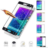Full Curved 3D Tempered Glass Screen Protector For Samsung Galaxy Note Edge