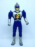 Figurine vintage TOYS pvc MEGA POWER FLASH blue bleu 12 cm