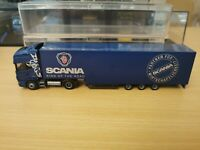 (P12) AWM LKW H0 1:87 Scania Topline King of the road