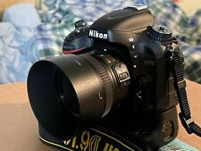 Nikon D610 24.3MP Full Frame FX Digital SLR Bundle, Excellent Condition!