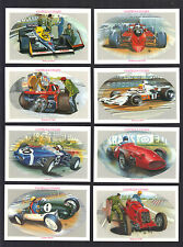 CIGARETTE CARDS. Castella.DONINGTON.(Racing Cars).(Complete Set of 30).(1993).