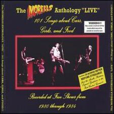 Anthology Live-101 Songs About Cars Girls & Food!! - Morells (2005, CD NIEUW)