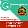 Grammarly Premium Lifetime Account Fast Delivery 100% Guaranteed HQ