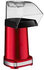 Cuisinart CPM-100MR - EasyPop Hot Air Popcorn Maker Metallic red
