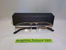 PORSCHE DESIGN Eyeglasses P8252 S2 Gold. 58/15 145. In box. Free Shipping!