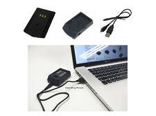 PowerSmart USB Ladegerät für HTC Elf, P3452, Touch Color, VOGU100