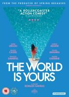 Nuovo The World Is Yours DVD (OPTD4288)