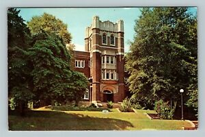 Florence AL, Florence State University, Oneal Hall, Alabama Chrome Postcard