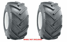 TWO New 20X10.00-8 Air-Loc R1 Bar Lug Super Traction Tires Lawn Tractor 20X10-8