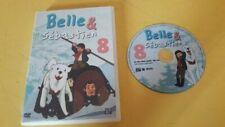 BELLE ET SEBASTIEN - DVD n°8  Episodes 24, 25 et 26 Dessin Animé