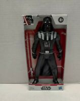 "Disney Star Wars - DARTH VADER 9"" Action Figure w/ Lightsaber New in Box"