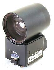 Mamiya Sekor finder viewfinder for 50mm f/6.3 Universal Press Super 23 EXC+