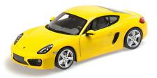 1:18 Porsche Cayman 2012 1/18 • Minichamps 110062220
