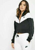 NEW Nike Sportswear Heritage Women's Full Zip Track Jacket SZ XS S M L XL