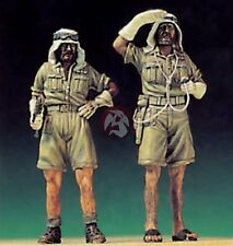 Legend 1/35 British Special Air Service (SAS) Soldiers WWII (2 Figures) LF0064