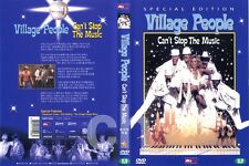 Village People (1980) - Can't Stop The Music  DVD NEW