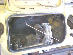 VW Thing type 181 DECK LID seal Off road Volkswagen Off road Baja Desert show