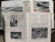 6817 Zigaretten Bilder Album Olympia 36 Die Olympischen Spiele in Berlin Band 2