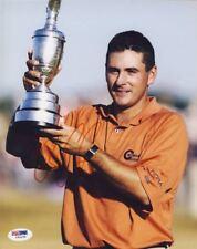 Ben Curtis Signed Golf 8x10 Photo PSA/DNA