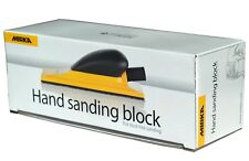 Mirka Hand Block with Suction 70 x 198 mm Touch Fastener 22-Loch for Abrasive