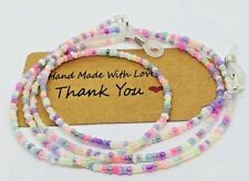Candy Glasses chain Beaded Neck Lanyard Cord Chain Strap Spectacles Sunglasses