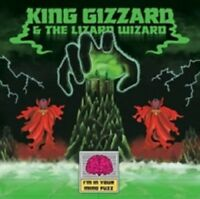 King Gizzard & the Lizard Wizard I'm in Your Mind Fuzz and Im New CD