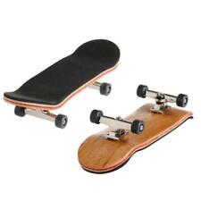 Finger-Skateboard da vero legno con utensile ideale per principianti