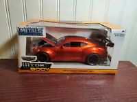 Jada Bigtime Muscle 2016 Chevy Camaro SS 1:24 Scale Diecast Model Car Red