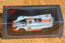 """1:43 • Porsche 917 K #20 """"J.W.Automotive"""" • 24h.LeMans 1970 • Spark S1969"""