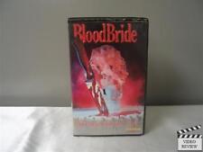 Blood Bride (VHS) Large Case Ellen Barber Philip English