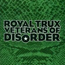 ROYAL TRUX – VETERANS OF DISORDER VINYL LP (NEW/SEALED)