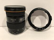 Canon Tokina AF 28-70mm f2.8 AT-X Lens 28-70/2.8 Minolta/Sony ATX VINTAGE!