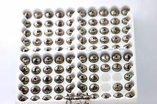 100 x PCC189 MULLARD, ( B-CODES ) BRANDED MINIWATT. NOS TUBES.
