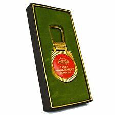 Coca Cola Key Chain Fob Medal Fleet Management Seminar Vintage USA Hit