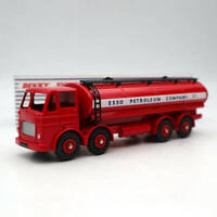 Atlas Dinky toys Supertoys 943 Leyland Octopus Tanker ESSO Diecast Models Car