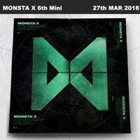 MONSTA X The Connect:Dejavu 6th Mini Album Random Ver CD+Booklet+Card+Etc KPOP