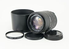 Sigma Zoom 70-210mm f/4-5.6 UC-II for OLYMPUS OM Mount Very Good! From Japan!